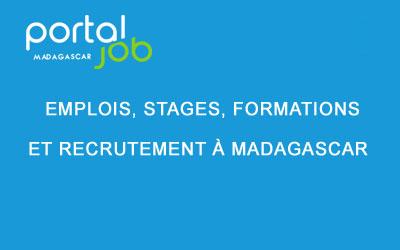 Offre Demploi Et Recrutement A Madagascar CDI CDD Stage Free Lance Interim